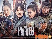 Chết cười với Cướp biển vùng Caribbean phiên bản Hàn