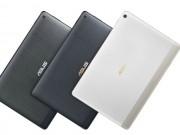 Asus tung cặp máy tính bảng mới giá  mềm , cấu hình tầm trung