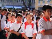 TP.HCM đề xuất không tăng học phí trong năm học mới