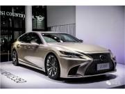 Ô tô - Lexus ra mắt thêm phiên bản LS 350 giá khoảng 3,3 tỷ đồng