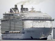 """Tài chính - Bất động sản - Thiết kế độc của du thuyền """"hiện đại nhất thế giới"""""""