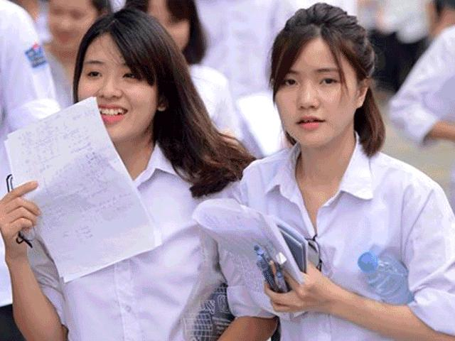 Giáo dục - du học - Những mốc thời gian thí sinh cần nhớ cho kỳ thi THPT Quốc gia 2017