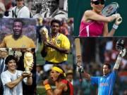 Thể thao - VĐV vĩ đại nhất lịch sử: Nadal tranh tài Phelps, Pacquiao