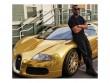 Sao 'Người nhện 2' biến siêu xe Bugatti thành thỏi vàng di động