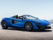 Siêu xe McLaren 570S Spider 2018 giá 4,8 tỷ đồng