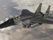 Chiến đấu cơ Mỹ bắn rơi máy bay Iran mang vũ khí ở Syria