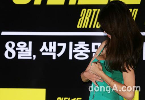 Muôn vàn chiêu PR của mỹ nữ Hàn - 4