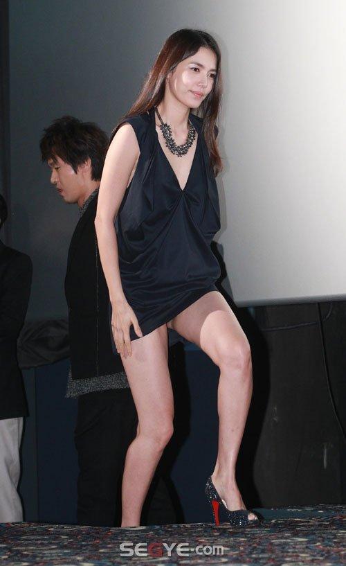 Muôn vàn chiêu PR của mỹ nữ Hàn - 9