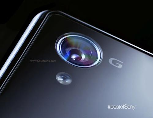 Sony Xperia Z1 sử dụng camera G Lens 1377576591 sony