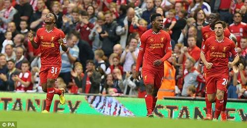 Liverpool - Notts County: Thắng khó nhọc - 1