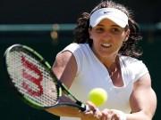 Thể thao - Wimbledon: Tay vợt nữ bắp tay hơn cả nam