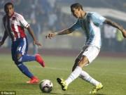 Các giải bóng đá khác - Argentina - Paraguay: Chiến thắng không tưởng