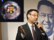 """Tin bên lề bóng đá - """"Barca sẽ trở thành NASA của bóng đá"""""""