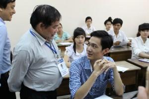 Giáo dục - du học - Bộ GD-ĐT thanh tra đột xuất cụm thi ở TP.HCM