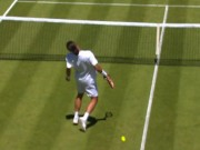 Clip Đặc Sắc - Hot shot: Tay vợt đánh bóng thẳng vào mặt mình