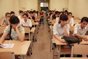 Tuyển sinh 2016 - Thí sinh bước vào môn thi đầu tiên kỳ thi THPT Quốc gia