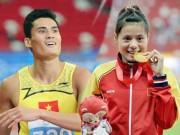 Các môn thể thao khác - Hạnh phúc của cặp đôi Vàng điền kinh VN