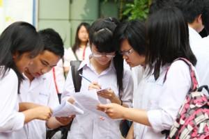 Giáo dục - du học - Đề thi môn Toán dễ hơn đề thi minh họa, phân hóa được thí sinh