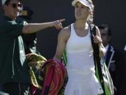 Tennis - Wimbledon: Mỹ nhân mặc áo lót... phạm quy