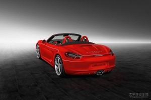 Tin tức ô tô - xe máy - Lộ ảnh chính thức của Porsche BoxsterS bản đặc biệt