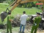 An toàn thực phẩm - Khai quật hàng tấn rác thải y tế nguy hại ở Tây Ninh