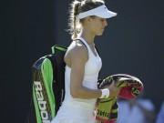 Các môn thể thao khác - Tin HOT 1/7: Người đẹp Bouchard sắp bị phạt