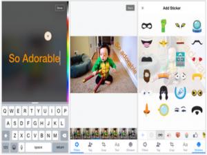 """Ứng dụng chia sẻ và """"thiên biến vạn hóa"""" hình ảnh của Facebook"""