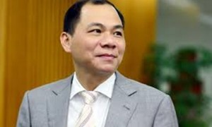 Tỷ phú Phạm Nhật Vượng kiếm 3.500 tỷ 1 tháng