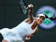 """Thể thao - Wimbledon ngày 3: Tạm biệt """"hoa khôi"""""""