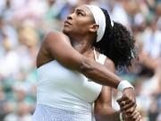 Thể thao - Serena - Timea Babos: Hai set  đối lập (V2 Wimbledon)