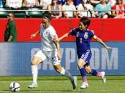 Bóng đá Ngoại hạng Anh - ĐT nữ Nhật Bản - Anh: May mắn đồng hành