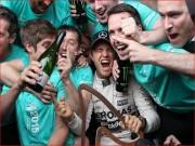Đua xe F1 - British GP 2015: Áp lực phải thắng của Hamilton