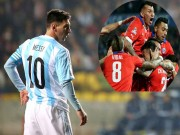Các giải bóng đá khác - Chung kết Copa: Messi và cuộc chiến chống lại cái xấu
