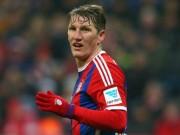 Bóng đá Pháp - Tin HOT tối 2/7: MU được Bayern bật mí vụ Schweinsteiger