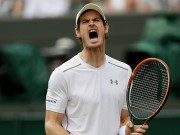 Thể thao - Wimbledon ngày 4: Murray dễ dàng đi tiếp