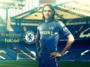 """Bóng đá Ngoại hạng Anh - Falcao về Chelsea: """"Mãnh hổ"""" quá giang"""