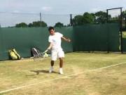 Tennis - Wimbledon trẻ: Hoàng Nam đụng đối thủ mạnh châu Á