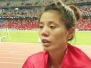 """Các môn thể thao khác - """"Cô gái vàng"""" điền kinh VN hướng tới Olympic 2016"""