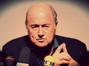 Bóng đá - Blatter tự nhận trong sạch, khen bộ máy FIFA