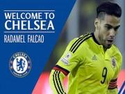 Tin vắn bóng đá - Chelsea CHÍNH THỨC chiêu mộ Falcao