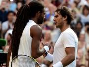 """Thể thao - Tay vợt loại Nadal: """"Dị nhân"""" làng banh nỉ"""