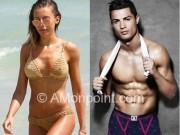 """Ngôi sao bóng đá - Siêu mẫu ỡm ờ kể chuyện """"lên giường"""" với Ronaldo"""