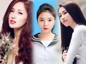 """Thời trang - """"Soi"""" thành tích thi đại học của các hoa hậu Việt"""