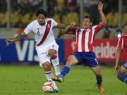 Các giải bóng đá khác - Peru - Paraguay: Thành quả xứng đáng
