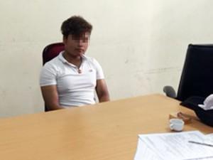 Tin tức trong ngày - Bắt 2 nghi phạm đọc lời giải bài thi Sử vào phòng thi