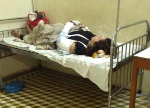 An ninh Xã hội - Vừa ra viện, con rể bị bắt vì đánh chết mẹ vợ