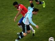 Bóng đá - Chile - Argentina: Khốc liệt tranh ngai vàng