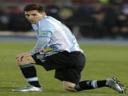 Các giải bóng đá khác - Gia đình Messi bị tấn công trên khán đài