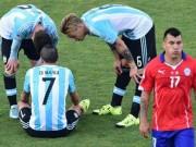 Bóng đá - Di Maria tiếc nuối, Vidal đầy tự hào