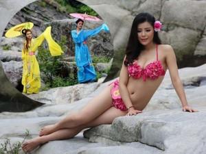 """8X + 9X - Cuộc thi """"tiên nữ"""" ở Trung Quốc gây xôn xao"""